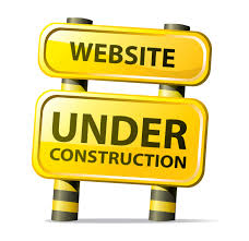 Working on the new site
